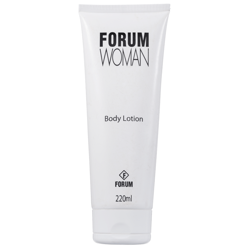 Forum Woman Body Lotion - Loção Hidratante Corporal 220ml