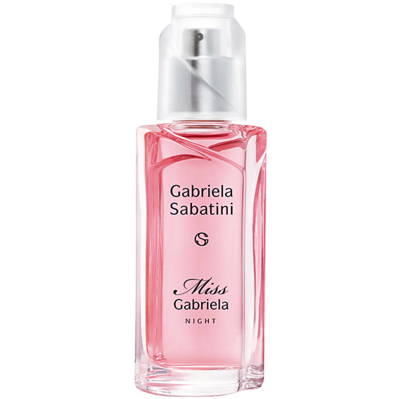 Miss Gabriela Night Gabriela Sabatini Eau de Toilette - Perfume Feminino 60ml
