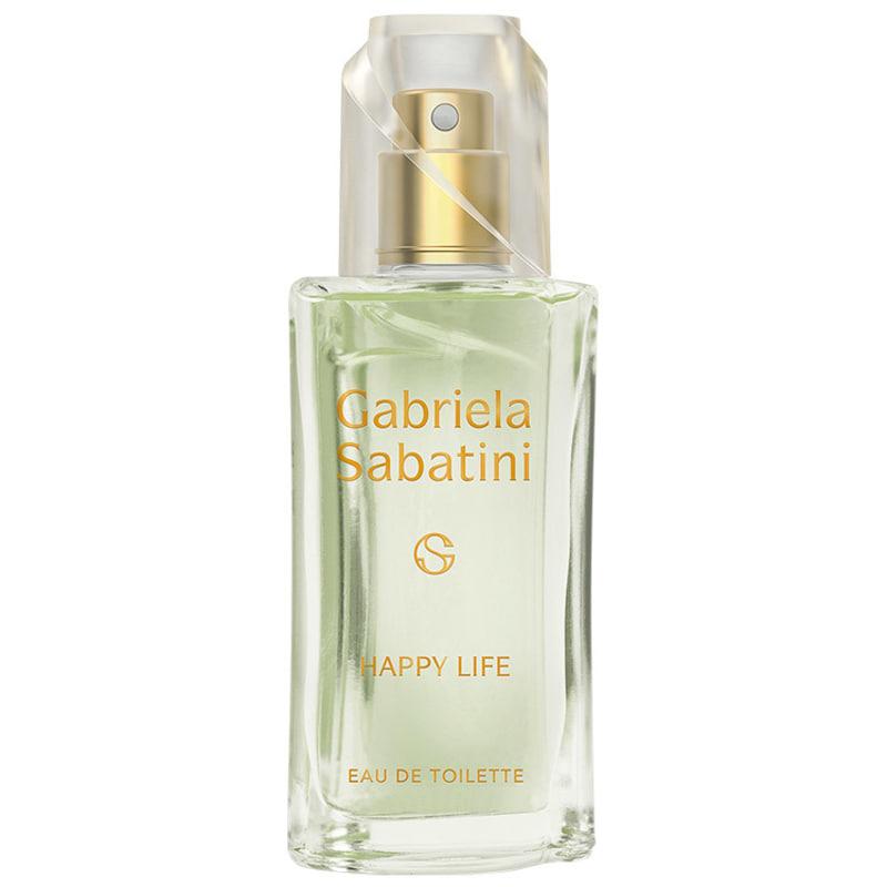 Happy Life Gabriela Sabatini Eau de Toilette - Perfume Feminino 60ml