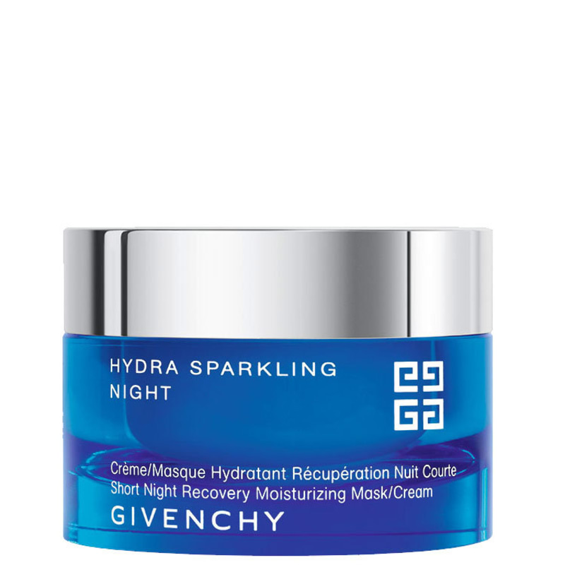 Givenchy Hydra Sparkling Night Short Recovery Moisturizing Mask - Máscara Hidratante 50ml