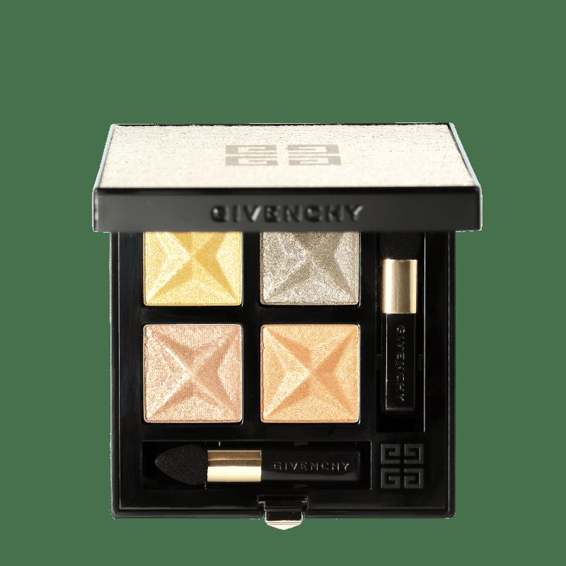 Givenchy Le Prisme Or Audaciex - Quarteto de Sombras 4g