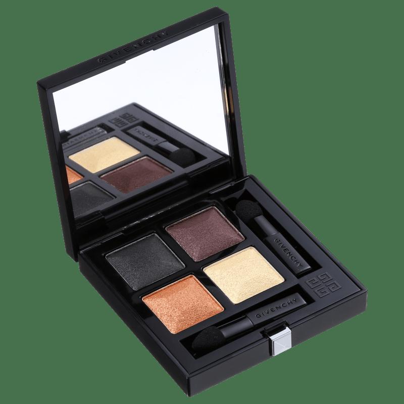 Givenchy Le Prisme Yeux Quatuor Renewal 8 Braise - Paleta de Sombras 4g