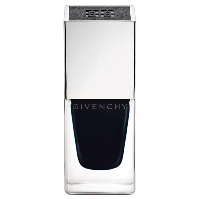 Givenchy Le Vernis Nail Polish Noir Satin 22 - Esmalte Cremoso 10ml