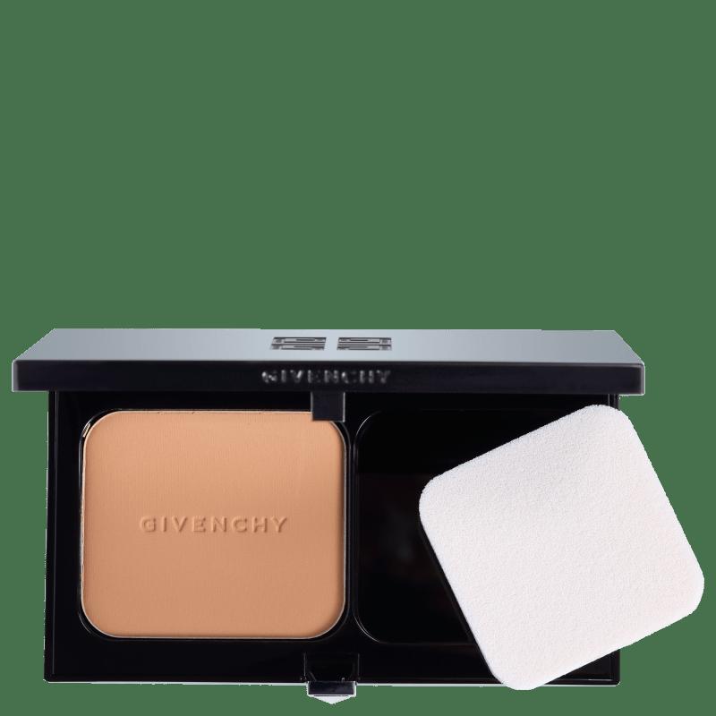 Givenchy Matissime Velvet Compact N04 Mat Beige - Base Compacta 9g