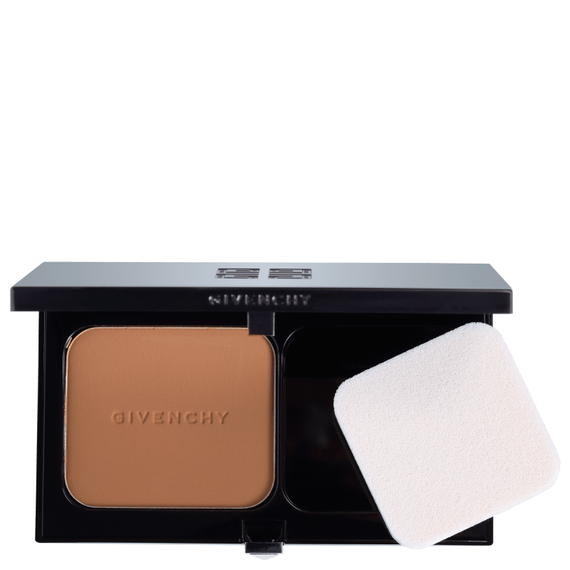 Givenchy Matissime Velvet Compact N06 Mat Copper - Base Compacta 9g