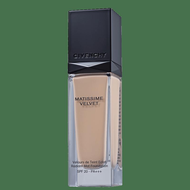 Givenchy Matissime Velvet Fluid FPS 20 N04 Mat Beige - Base Líquida 30ml