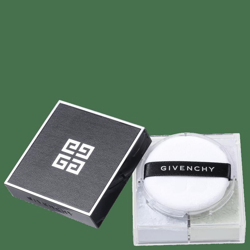 Givenchy Prisme Libre Poudre Libre Quartuor 1 Mousseline Pastel - Pó Solto Translúcido 12g