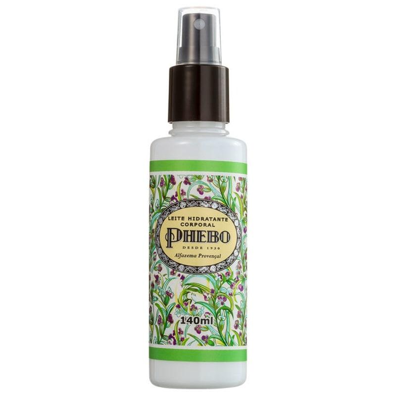 Phebo Alfazema Provençal - Leite Hidratante 140ml