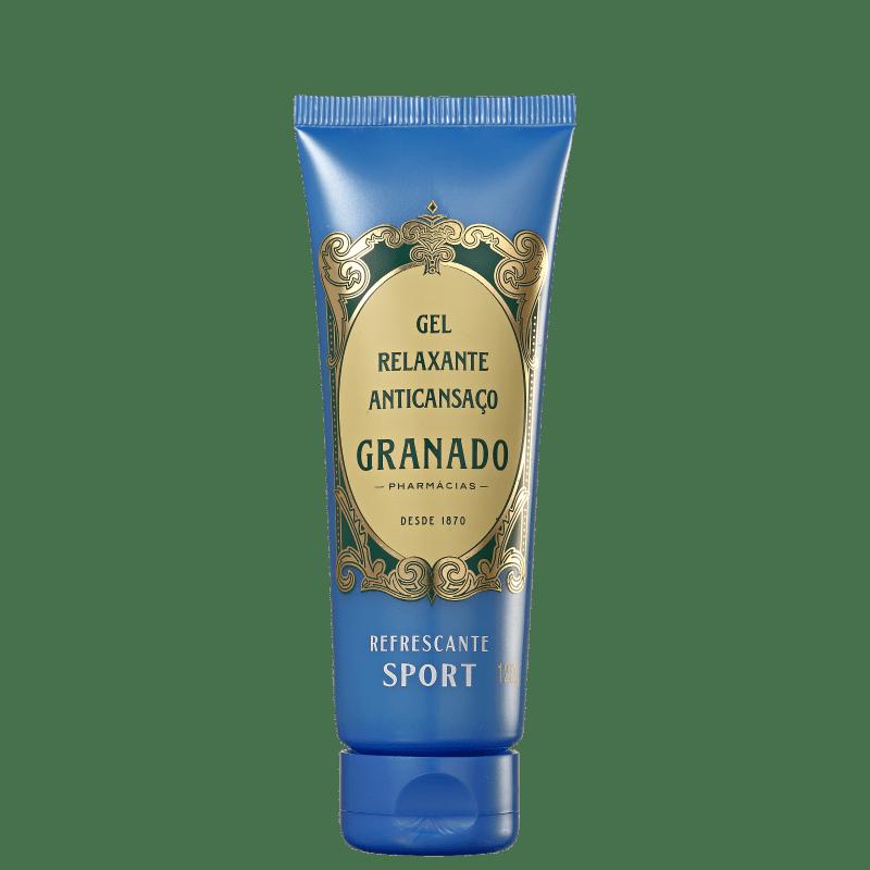 Granado Antisséptica Sport Anticansaço - Gel Relaxante 120g