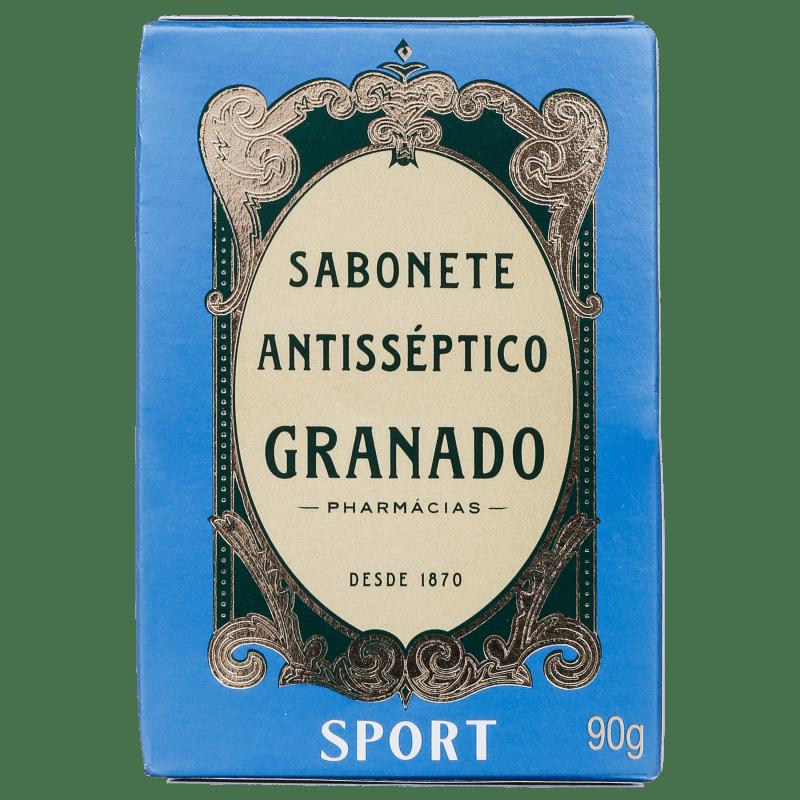 Granado Antisséptica Sport Antisséptico - Sabonete em Barra Facial 90g