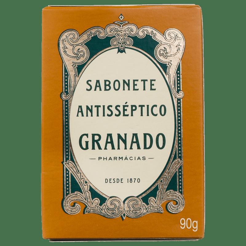 Granado Antisséptica Tradicional Antisséptico - Sabonete em Barra Facial 90g