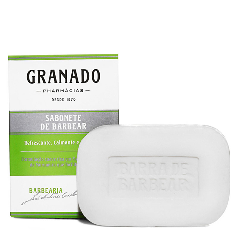 Granado Barbearia - Sabonete de Barbear 80g