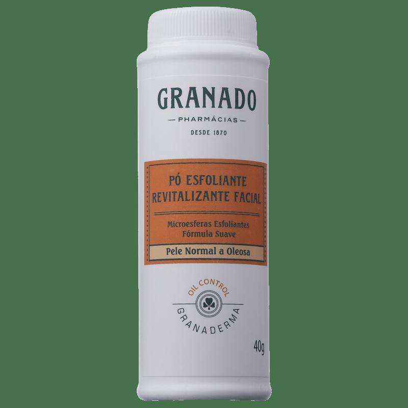 Granado Granaderma Oil-Control Pó Revitalizante - Esfoliante Facial 40g