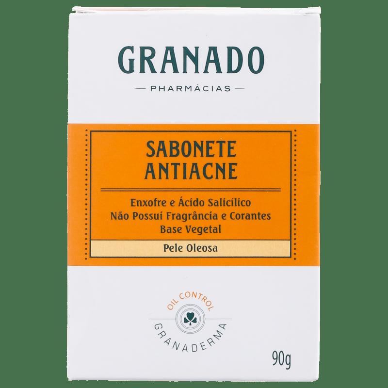 Granado Granaderma - Sabonete em Barra para Acne 90g