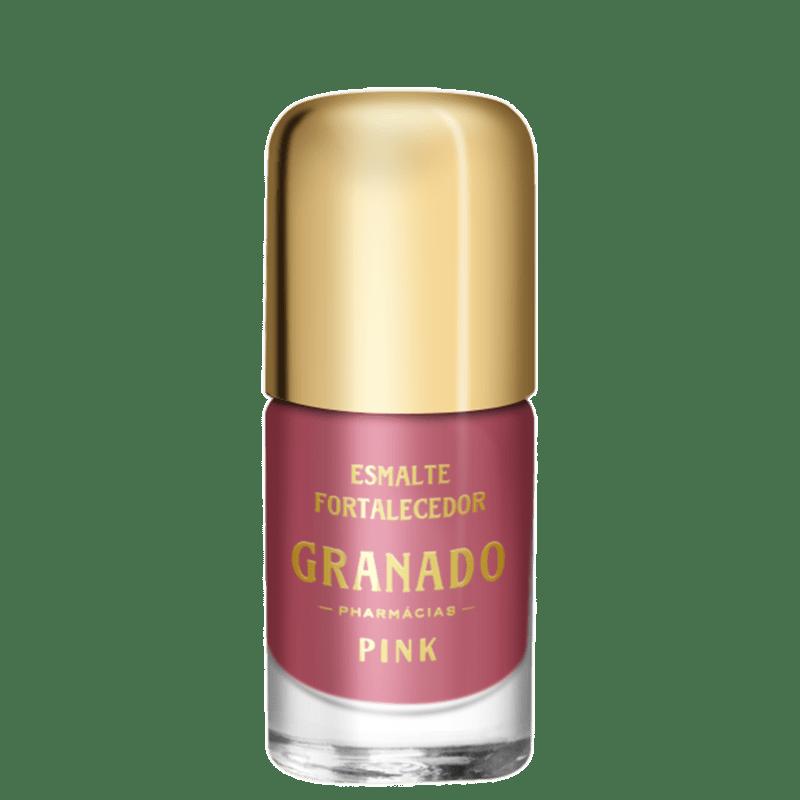 Granado Pink Bailarinas Fortalecedor Margot - Esmalte Cremoso 10ml