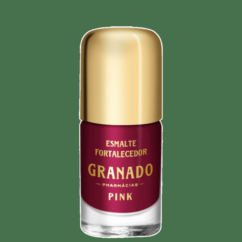 Granado Pink Fortalecedor Donna - Esmalte Cremoso 10ml
