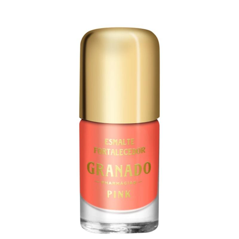 Granado Pink Fortalecedor Georgia - Esmalte Cremoso 10ml