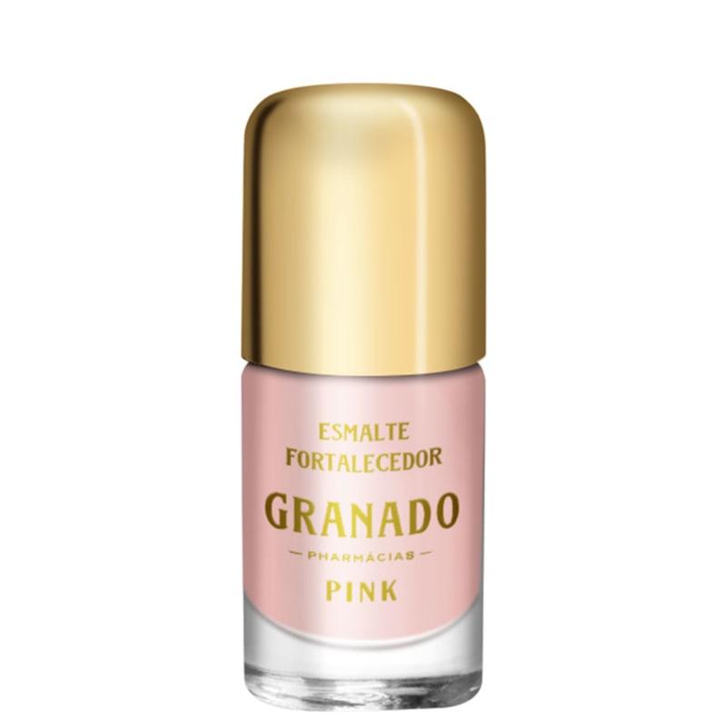 Granado Pink Fortalecedor Grace - Esmalte Perolado 10ml