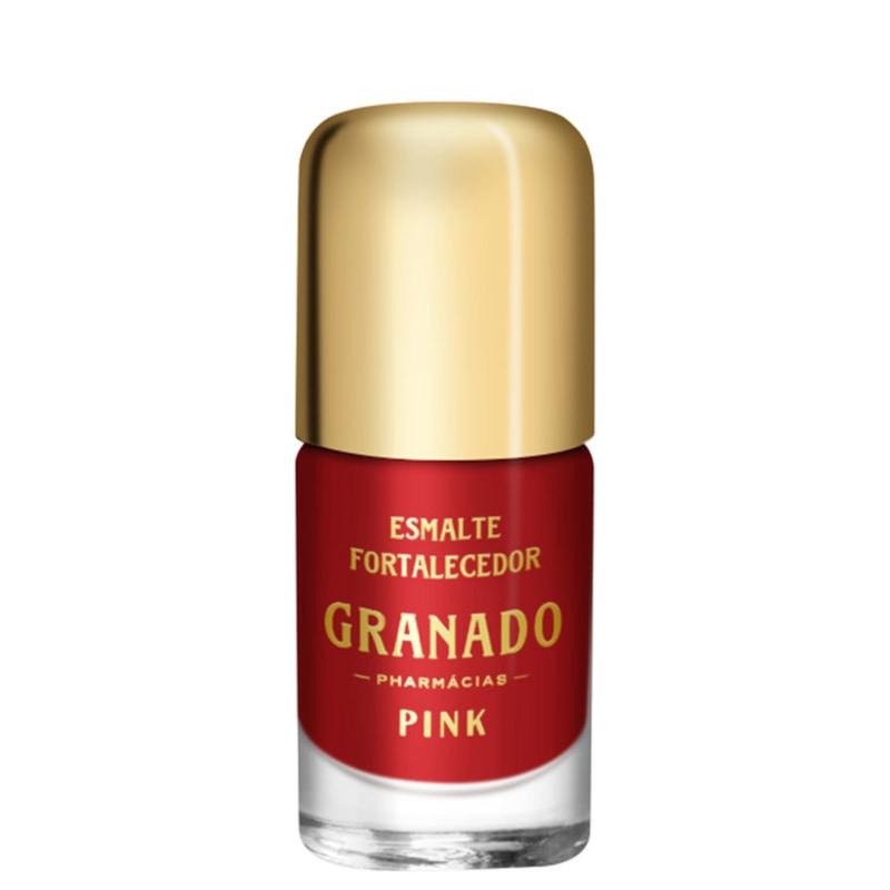 Granado Pink Fortalecedor Rita - Esmalte Cremoso 10ml