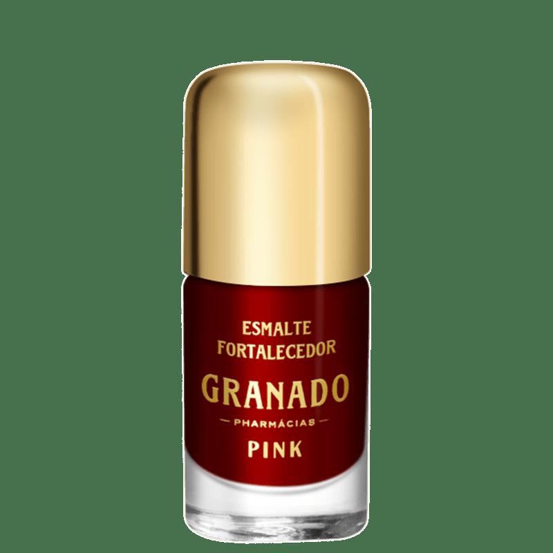 Granado Pink Fortalecedor Tina - Esmalte Cremoso 10ml