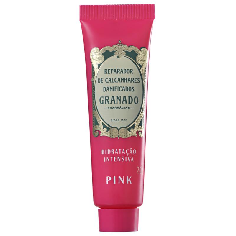 Granado Pink Reparador de Calcanhares Danificados - Creme para Pés 20g