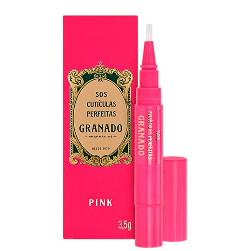 Granado Pink SOS Cutículas Perfeitas - Hidratante para Cutículas 3,5g