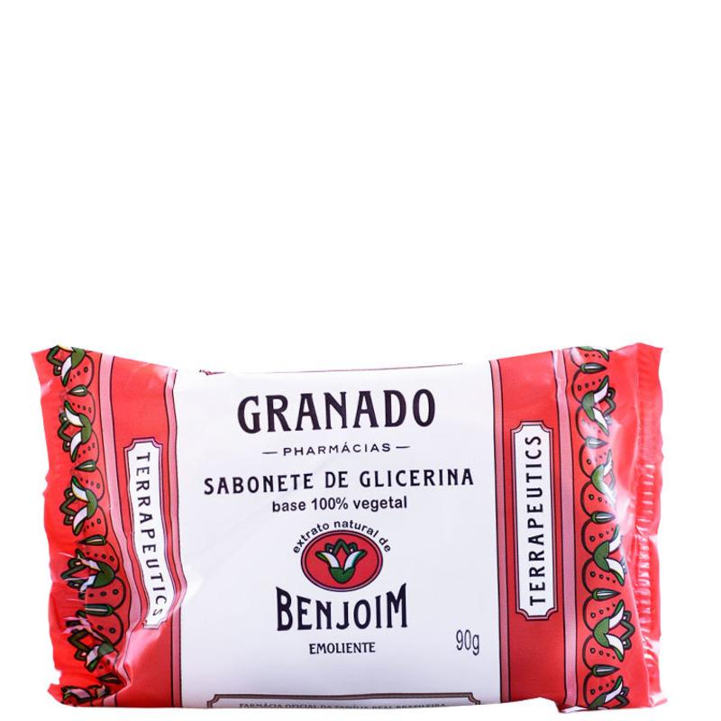 Granado Terrapeutics Benjoim de Glicerina - Sabonete em Barra 90g