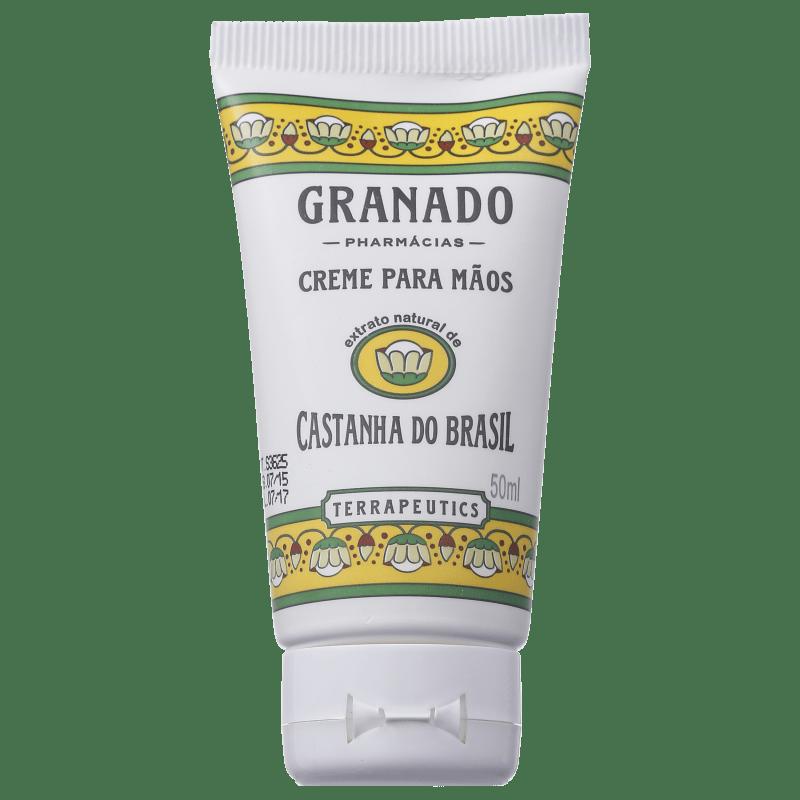 Granado Terrapeutics Castanha do Brasil - Creme para as Mãos 50ml