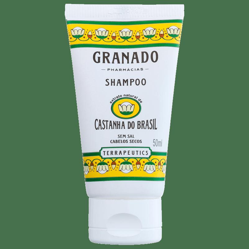 Granado Terrapeutics Castanha do Brasil - Shampoo sem Sal 50ml