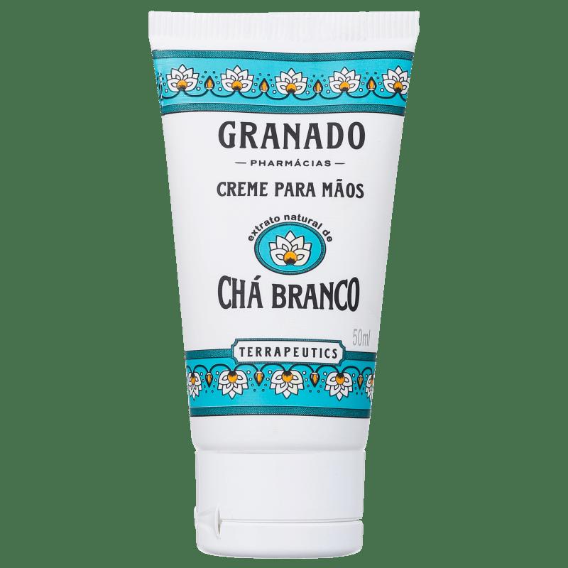 Granado Terrapeutics Chá Branco - Creme para as Mãos 50ml