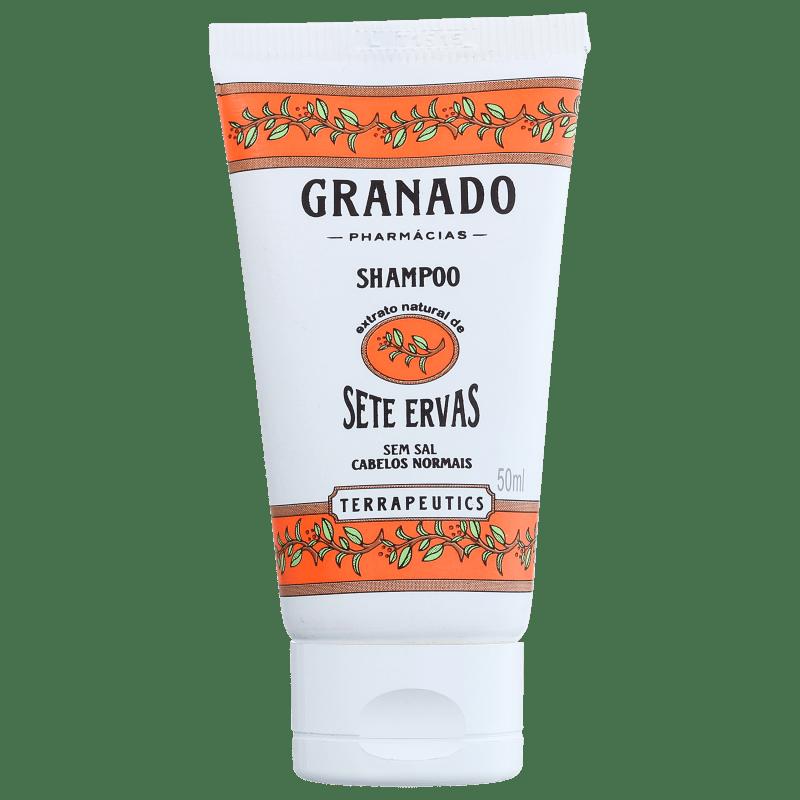 Granado Terrapeutics Sete Ervas - Shampoo 50ml