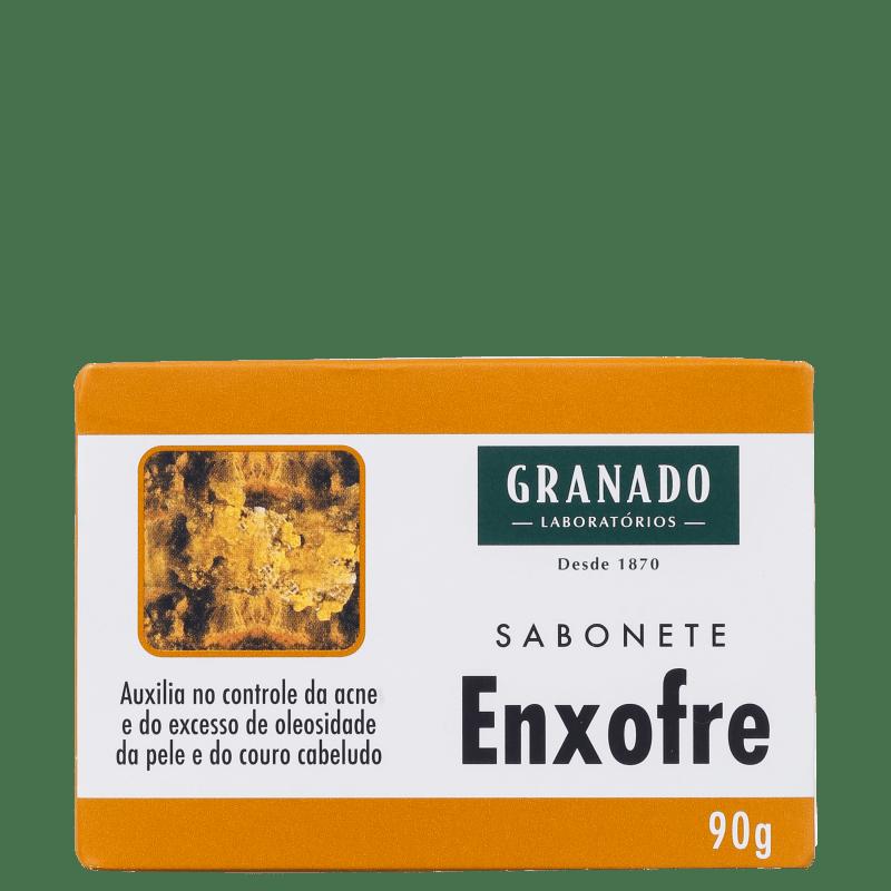 Granado Tratamento Enxofre - Sabonete em Barra Facial 90g
