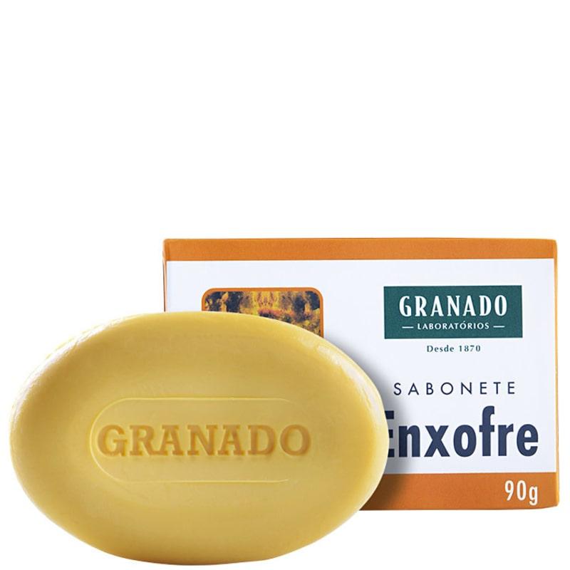 Granado Tratamento Enxofre - Sabonete Facial 90g