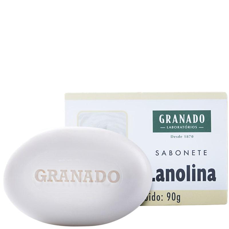Granado Tratamento Lanolina - Sabonete em Barra Facial 90g