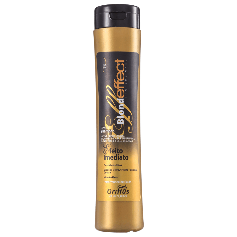 Griffus Blond Effect - Shampoo 280ml