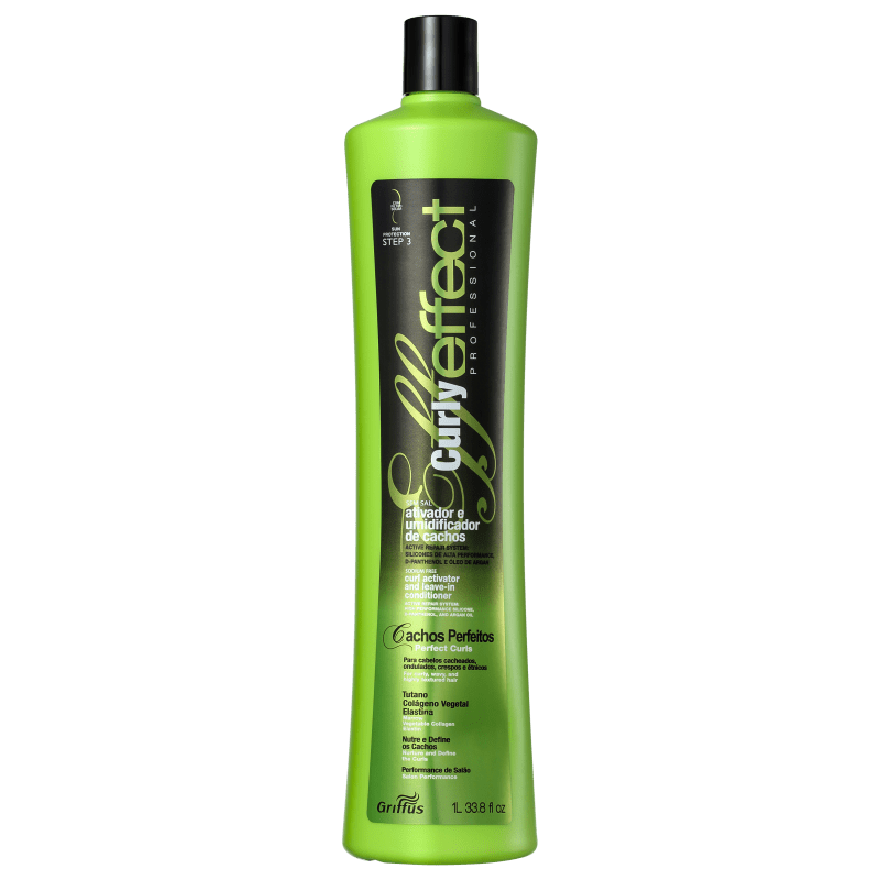 Griffus Curly Effect - Ativador de Cachos 1000ml