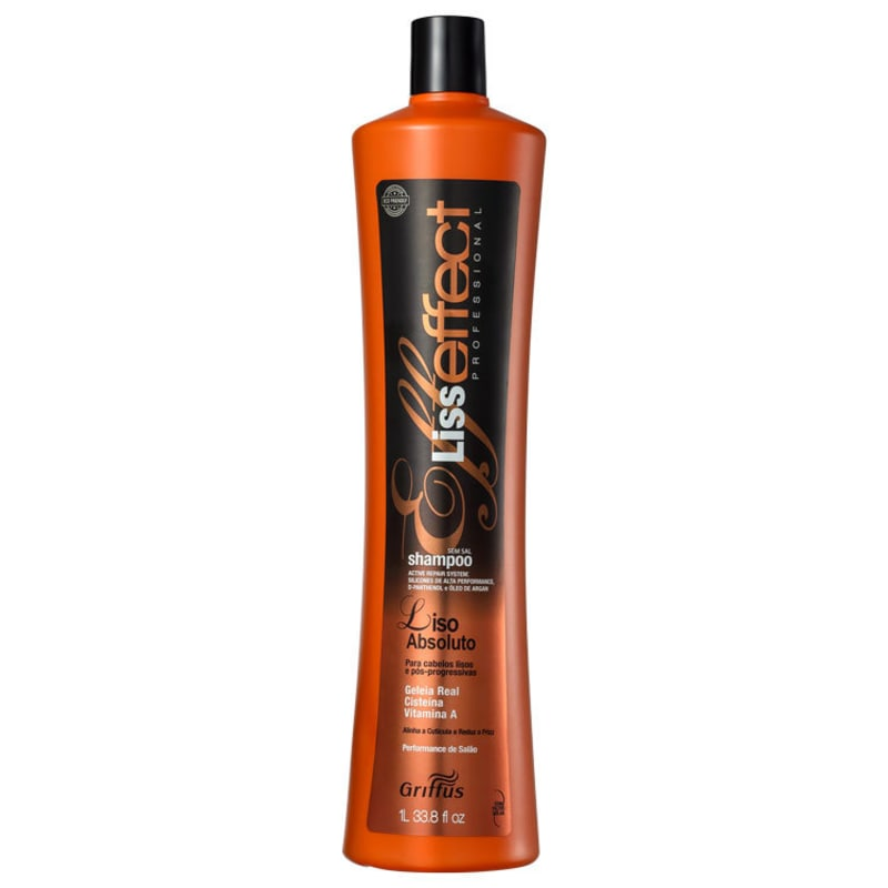 Griffus Liss Effect - Shampoo 1000ml