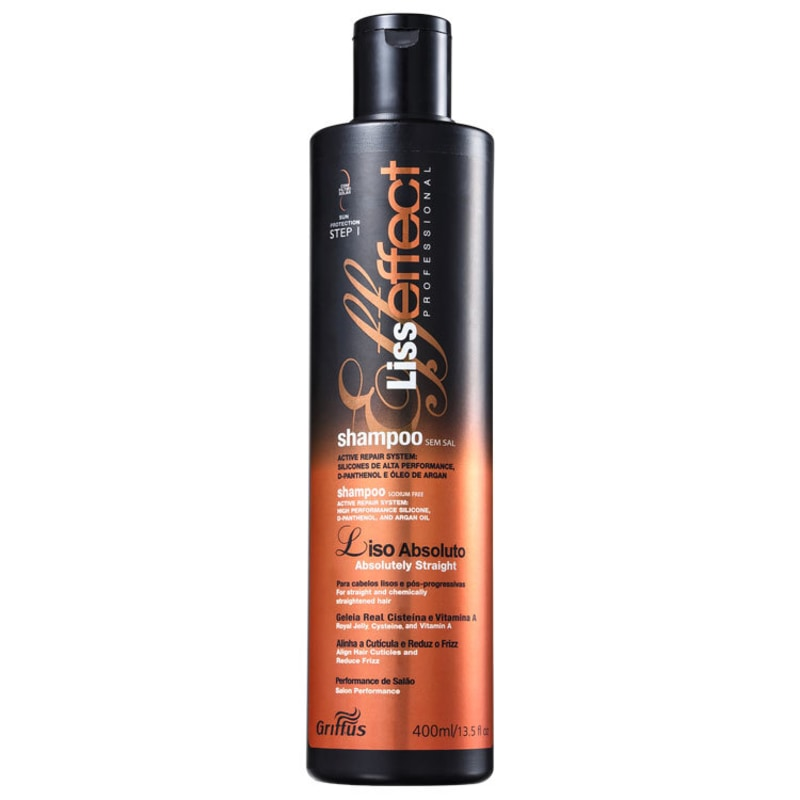 Griffus Liss Effect - Shampoo 400ml