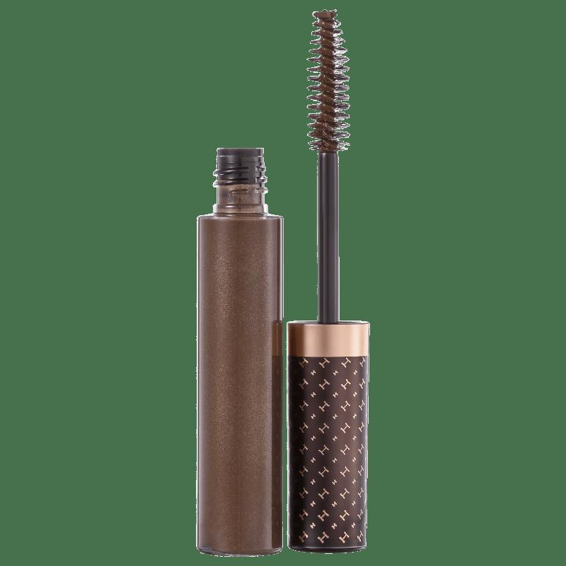 Hot MakeUp Tint And Set Ash Brown - Máscara para Sobrancelha 9g
