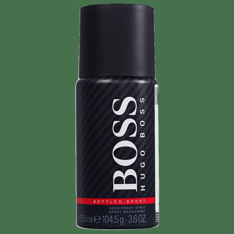 Hugo Boss Boss Bottled Sport - Desodorante Spray Masculino 150ml