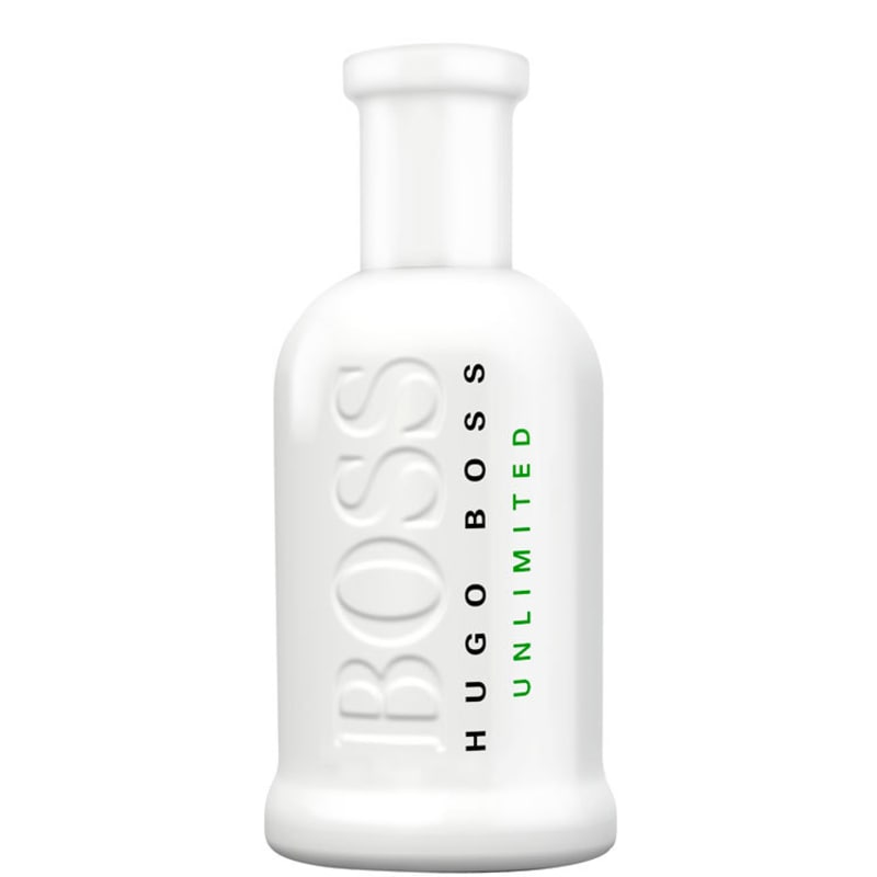 Boss Bottled Unlimited Hugo Boss Eau de Toilette - Perfume Masculino 100ml
