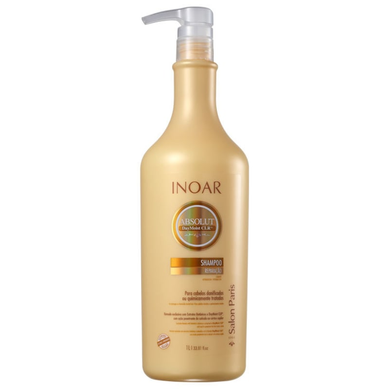 Inoar Absolut Daymoist Clr - Shampoo 1000ml