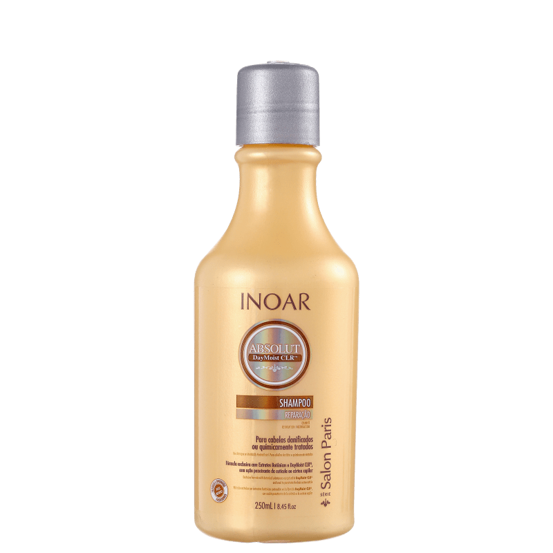 Inoar Absolut Daymoist Clr - Shampoo 250ml