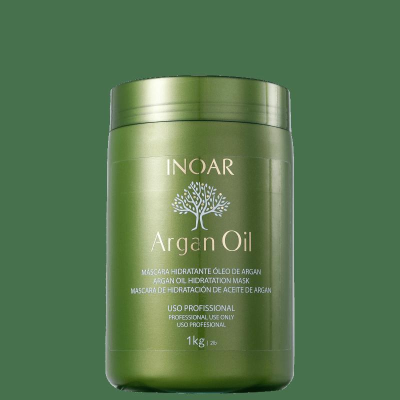Inoar Argan Oil - Máscara de Tratamento 1kg