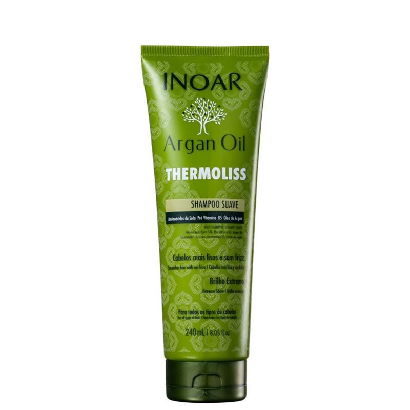 Inoar Argan Oil Thermoliss - Shampoo 240ml