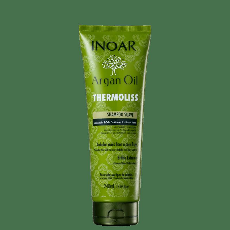 Inoar Argan Oil System Thermoliss - Shampoo 240ml