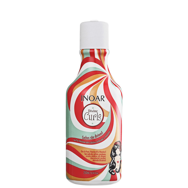 Inoar Divine Curls - Condicionador 250ml