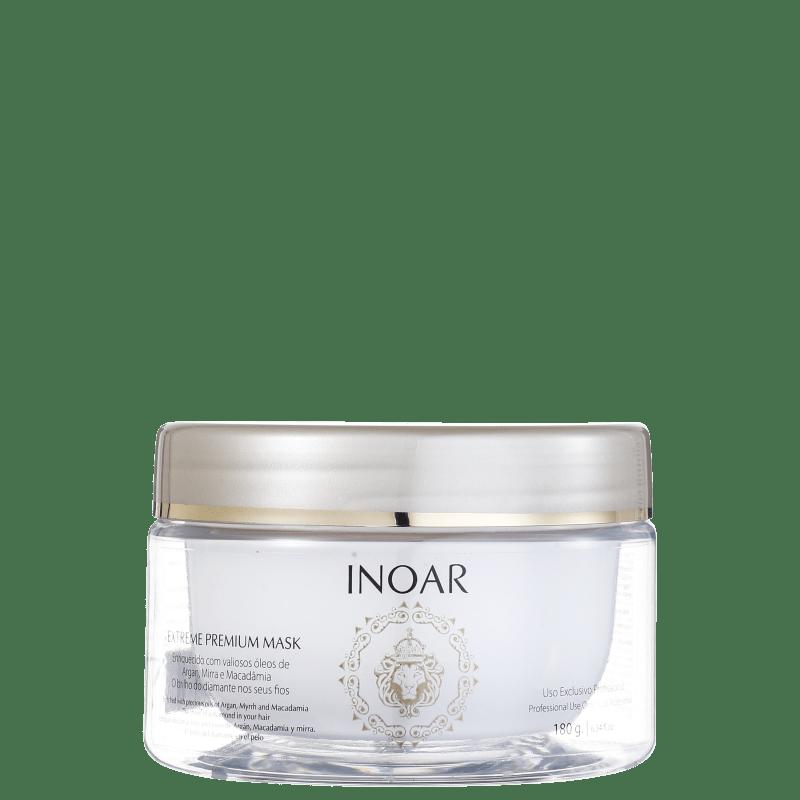 Inoar Extreme Premium Mask – Máscara de Tratamento 180g