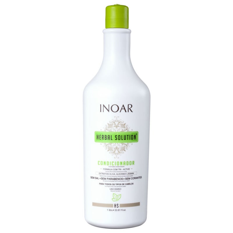 Inoar Herbal Solution - Condicionador 1000ml