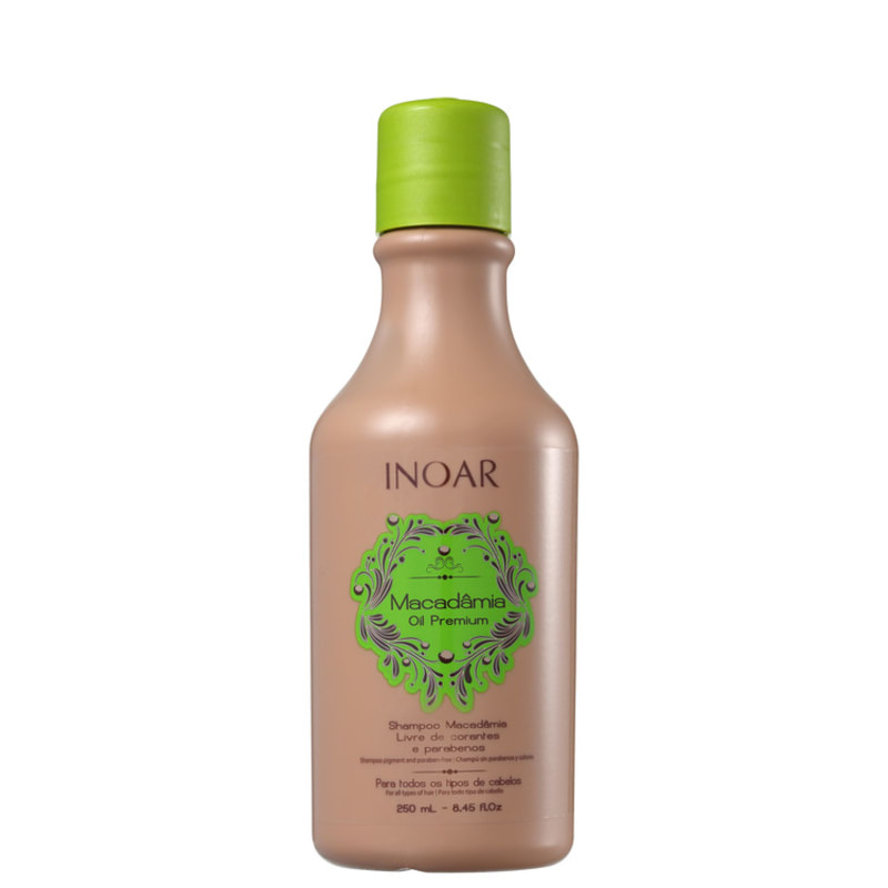 Inoar Macadâmia Oil Premium - Shampoo 250ml